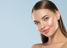 Shine Clean Skin Woman Beauty ...