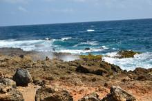 Ocean, Coast, Water ,blue, Lava, Rock, Waves, Nature,shore, Seacape, Island,water