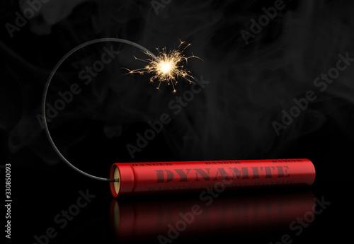 Dynamite stick Canvas-taulu