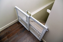Baby Gate At Top Of Staircase