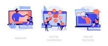 Educational Web Seminar, Inter...