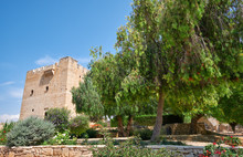 Kolossi Castle With The Garden...