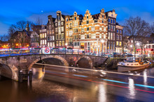 Amsterdam, Netherlands Bridges...