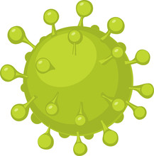 Corona Virus - COVID - 19 - Vector Illustration