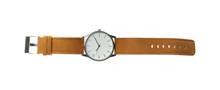 Elegant Wristwatch Isolated On...