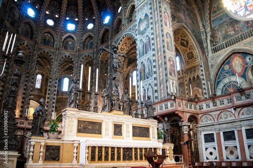 The Altar of Sant'Antonio – Donatello - Basilica of Saint Anthony of Padua, Ital фототапет