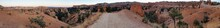 Panoramic Landscape Of Zion Na...