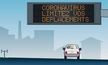 Scènes Autoroutières (Corona...