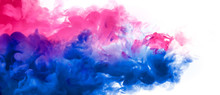 Abstract Background Banner Wit...