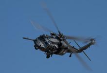 UH-60 Black Hawk Black Hawk Helicopter In Flight