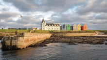 The Natural Retreats Hotel Dominating The John O'Groats Coastline On The Most Northern Point Of The UK Mainland.