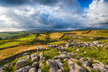 Dramatic Skies Over The Yorkshire Dales