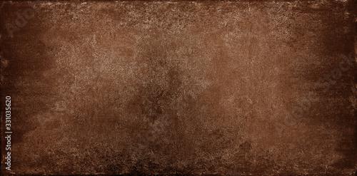 Grunge brown stone texture background