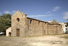 Church Of Abbey Of St. Anthony...