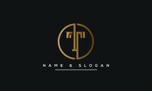 T ,TT  Letter Logo Design With Creative Modern Trendy Typography