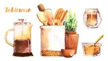Kitchen Utensil Coffee Sugar S...