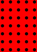 Background Image Of Black Circ...