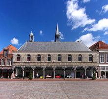 Gasthuiskerk Church Facade Wit...