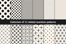 Polka Dot Patterns Collection....