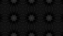 3d Looped Abstract Ornate Deco...