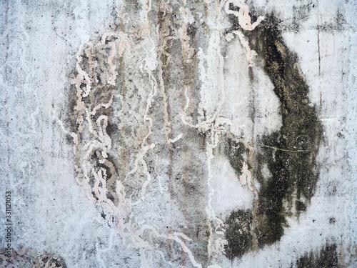 Fotografie, Tablou 汚れた壁