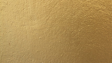 Golden plaster