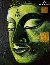 Art Painting Thai Pattern  , B...