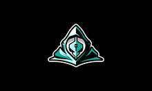 Robot Wizard Logo Icon Vector