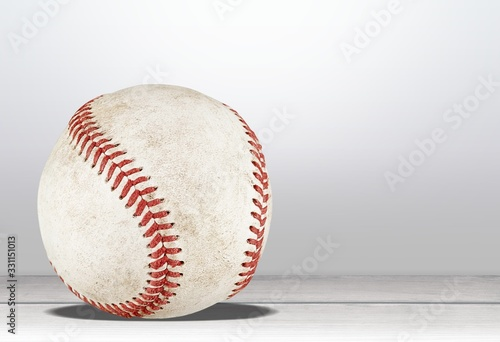 Baseball. Canvas Print