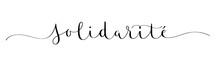 Bannière Calligraphique Vect