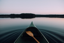 Canoe Still Lake