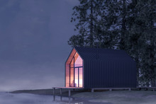Secluded Tiny House On The San...