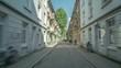 Hyperlapse through Hamburgs Streets