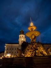 Salzburg, Austria - Oct 10th, ...
