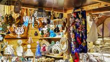 Ceramic Souvenirs At The Chris...