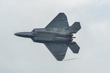 USAF Lockheed Martin F-22 Rapt...