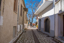 Street View Of Arachova Villag...
