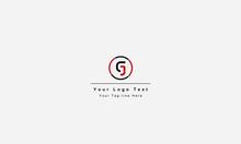 GJ Or JG Letter Logo. Unique A...