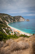 Petani beach at Kefalonia Island