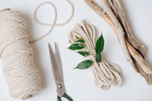 Everything For Weaving Macrame...