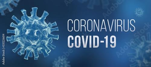 Coronavirus COVID-19 - 331226614