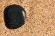 West Stone Along The Beach, Dr...