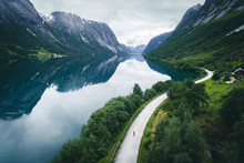 Norweigan Fjord Refletcion