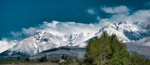 Paysage De Montagne Près De G...