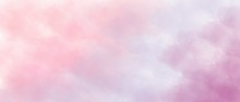 Light Pink And  Lilac Watercolor Background Diagonal Gradient Background