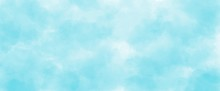 Light Blue Watercolor Backgrou...