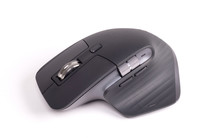 Close Up Wireless Computer Mouse