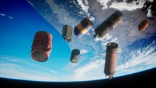 Space Debris, Pollution Of The...