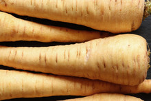 Photography Of Parsnips On A S...
