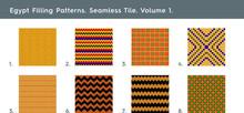 Egypt Patterns Filling Pattern...